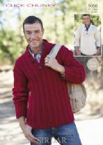 Mens Chunky Knitting Patterns